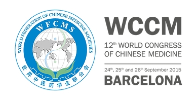 WCCM 12th World Congress of Chinese Medicine