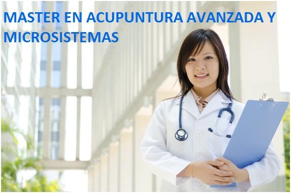 Master Acu Avanzada