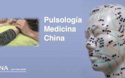 Pulsología en Medicina China