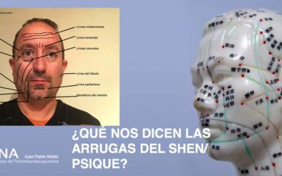 ¿Qué nos dicen las arrugas del Shen?