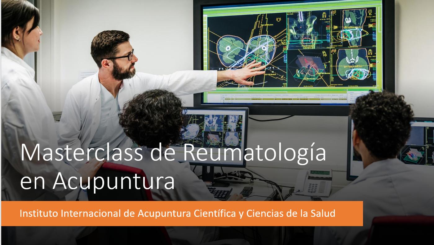 Reumatología y Acupuntura