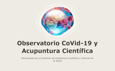 Estrategias de lucha contra el COVID-19 desde la Acupuntura Científica.