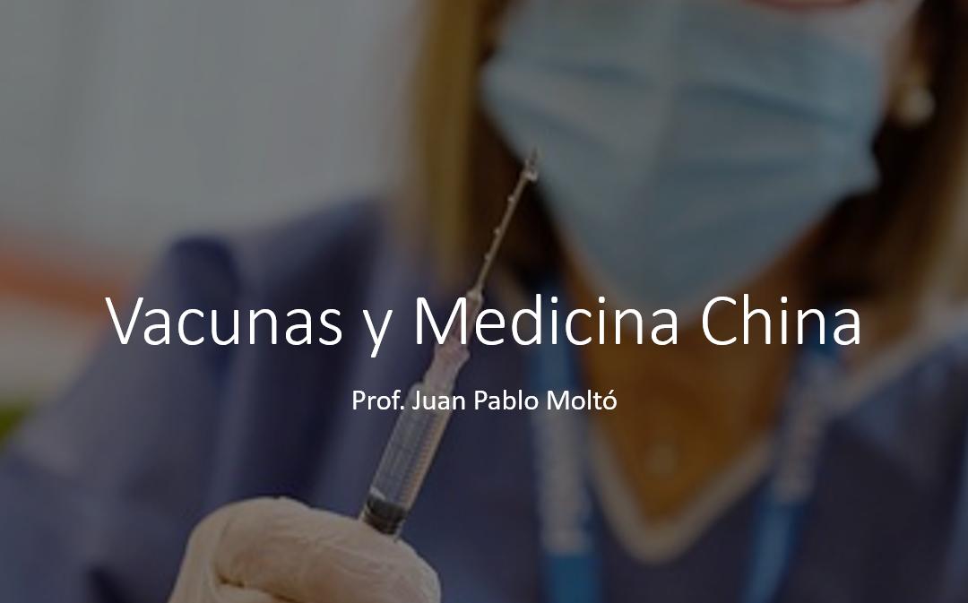 Vacunas y Medicina China